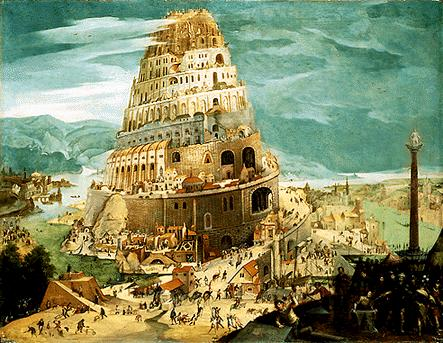Wieża-Babel